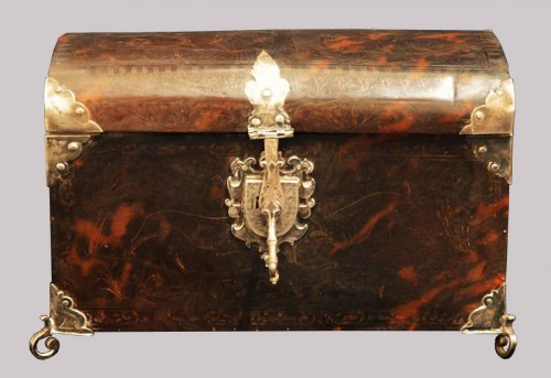 - Casket Spanish Colonies, Probably Mexico