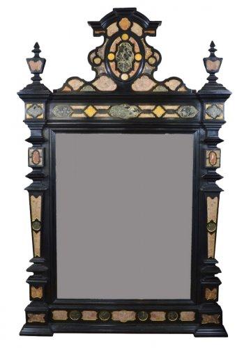 Florentine Mirror circa 1880