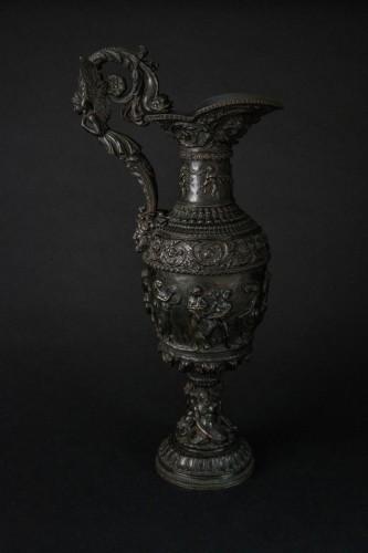 19th century - Bronze ewer, late 19th century