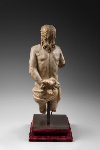 Sculpture  - Christ at the column