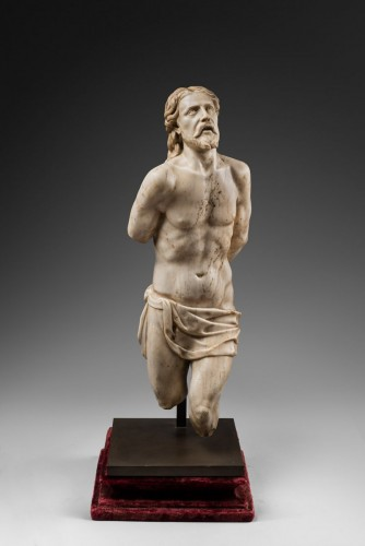 Christ at the column -