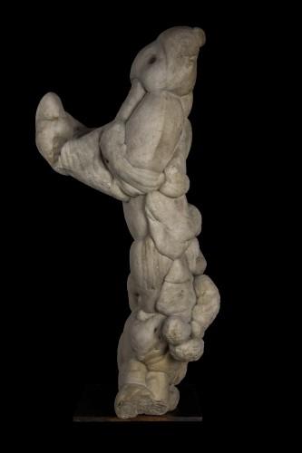 Fontainebleau Sandstone gogotte - Curiosities Style