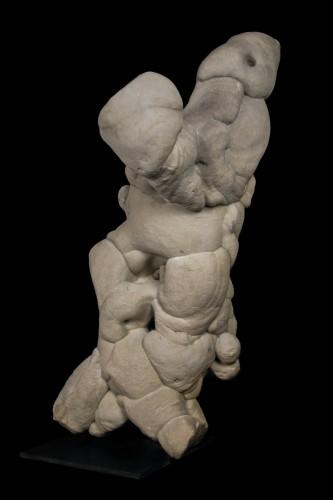 16th century - Fontainebleau Sandstone gogotte
