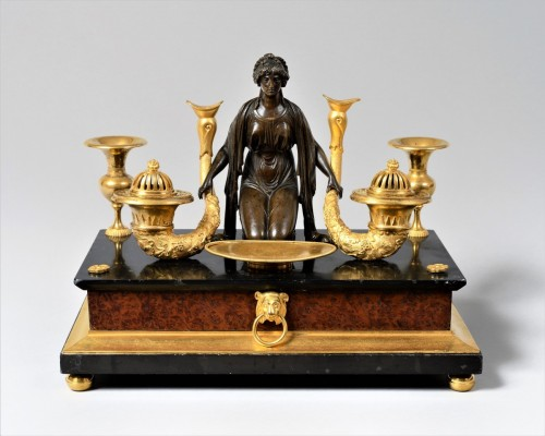 Empire inkstand - Decorative Objects Style Empire