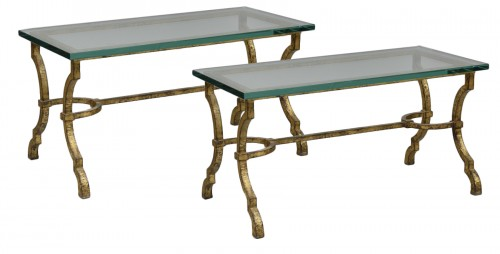 Ramsay, Pair of cofee tables