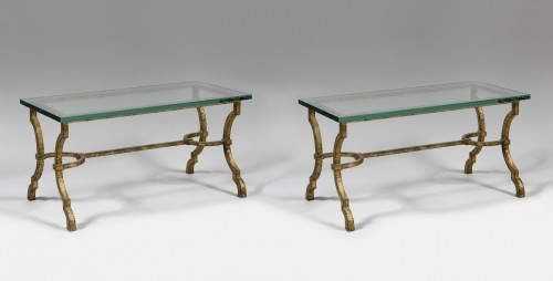 Ramsay, Pair of cofee tables - Furniture Style 50
