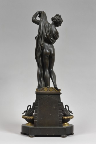 Callipygian Venus, attributed to Claude Galle - Sculpture Style Empire