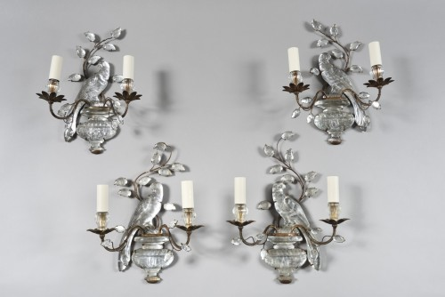 Four wall lights - Bagues  - Lighting Style