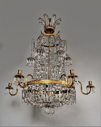 Russian Chandelier, Late 18th Century
