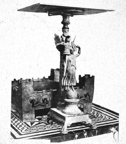 Furniture  - Antique table - 19th century