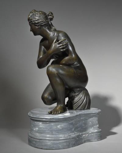 Sculpture  - Bathing Aphrodite - neoclassical period