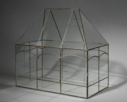 Small indoor greenhouse - France, early 20th century - Decorative Objects Style