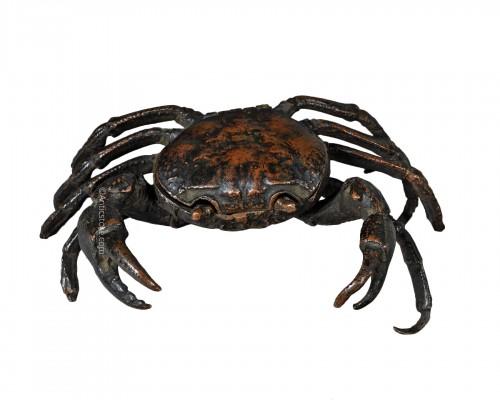 Bronze crab - Padua early 16th century