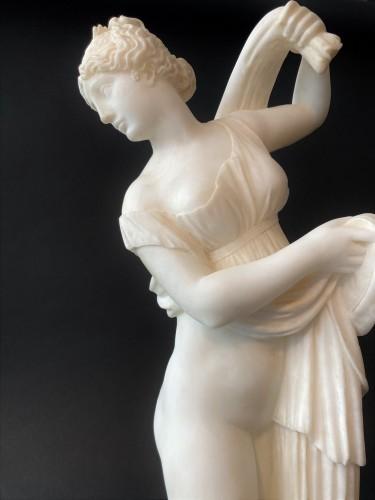 Alabaster Venus callipygeus - 19th century - Sculpture Style