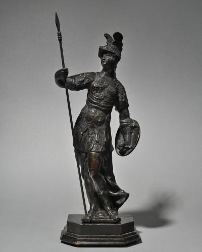 Minerva - Tiziano Aspetti, Venice late 16th early 17th century - Sculpture Style