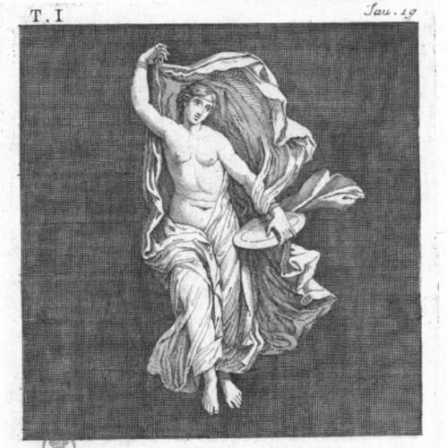 Paintings & Drawings  - Pair of Pompeian allegories - Michelangelo Maestri