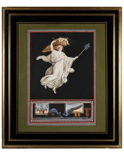 Michelangelo Maestri - Pompeian allegories