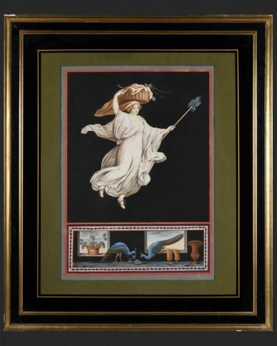 Michelangelo Maestri - Pompeian allegories  -