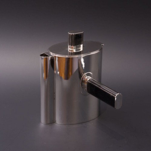 Sterling Silver Modernist Tea and Coffee Set - Germany 1930 -