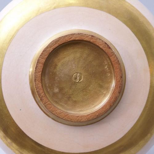 Jean Mayodon - Large Earthenware Bowl -