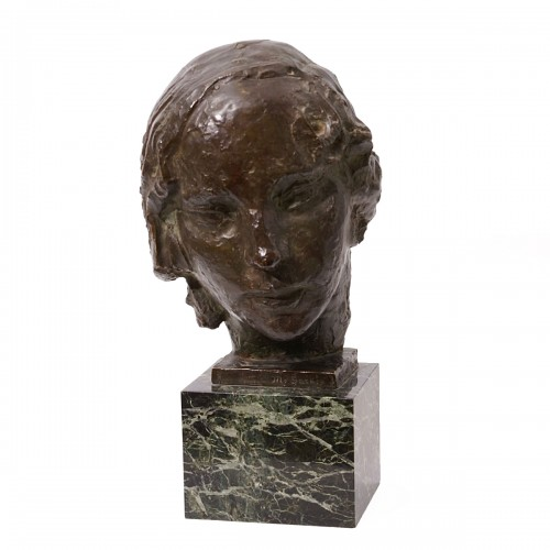 Maurice Sarkissoff (1882-1946) - Raquel Meller Portrait's
