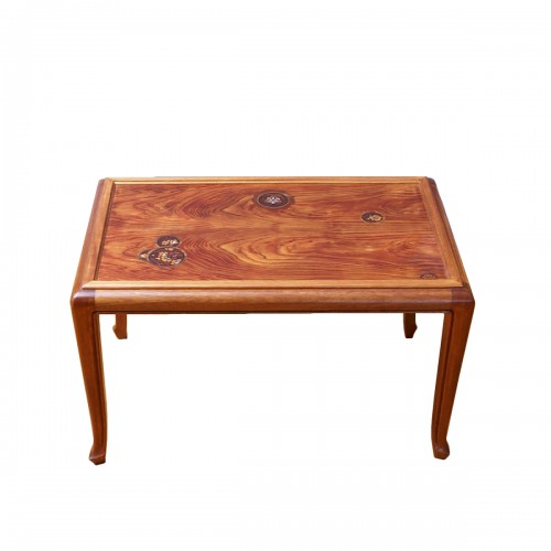 Louis Majorelle | Table basse marquetée art-déco