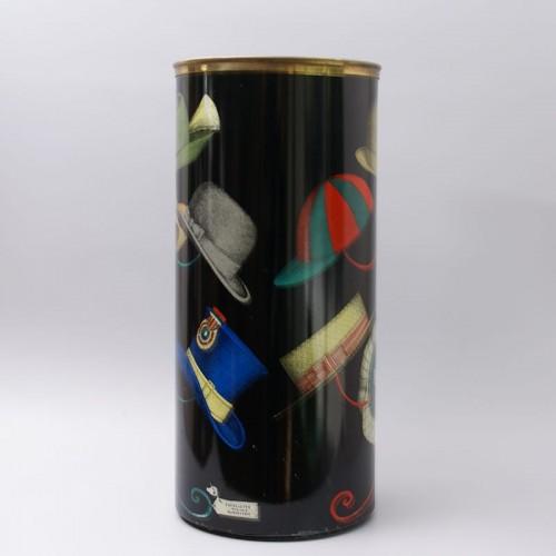 "Piero Fornasetti  - ""Hat"" Umbrella Stand - Decorative Objects Style 50"