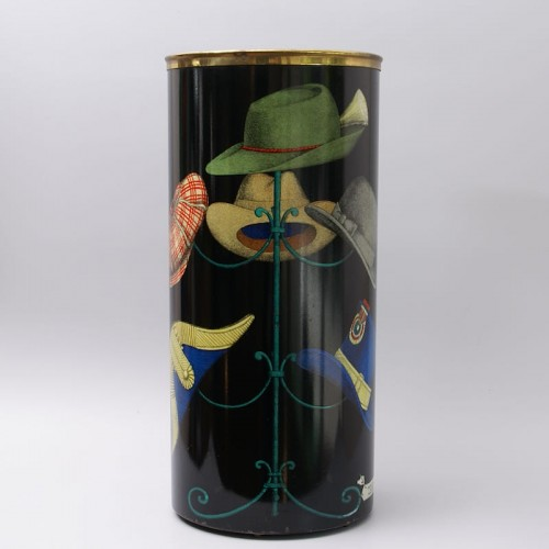 """Decorative Objects  - Piero Fornasetti  - """"Hat"""" Umbrella Stand"""
