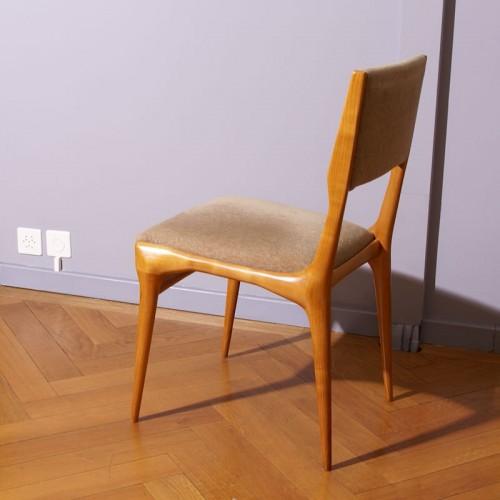 Carlo de Carli Six Chairs Set - Cassina Edition - 50