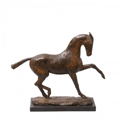 Bronze Horse - Eduard Bick (1883-1947)