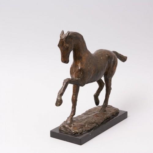 Bronze Horse - Eduard Bick (1883-1947) -