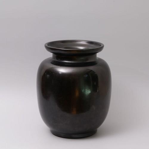 Porcelain & Faience  - Large Earthenware Vase - Paul Bonifas (1893-1967)
