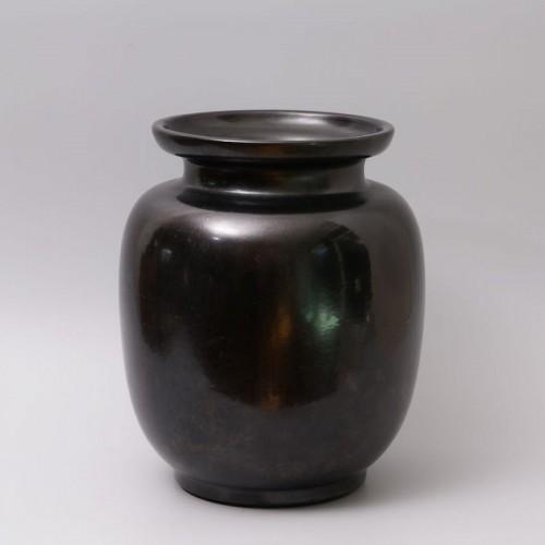 Large Earthenware Vase - Paul Bonifas (1893-1967) - Art Déco