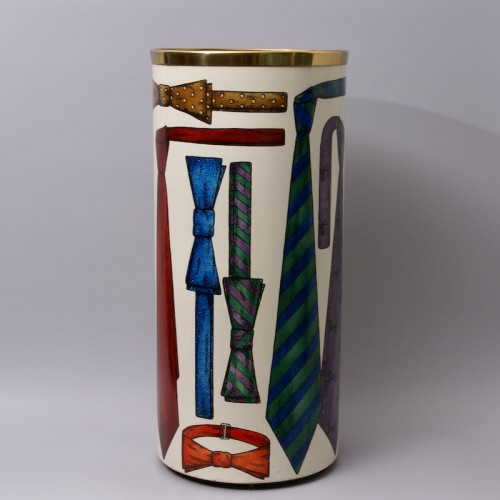 """""""Tie"""" Umbrella Stand by Piero Fornasetti - Decorative Objects Style 50"""