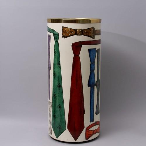 """""""Tie"""" Umbrella Stand by Piero Fornasetti -"""