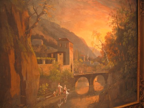 Gouache by Louis Gadbois ( 1770 - 1826 ) - Paintings & Drawings Style
