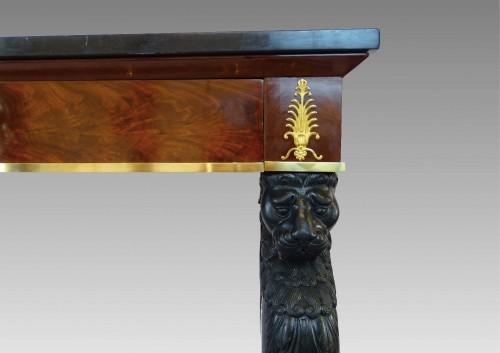 Empire - Large console, 1st Empire period