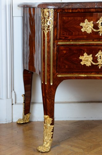 18th century - A French Regence Commode early 18th century