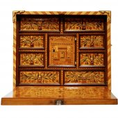 Early 17th century augsburg cabinet