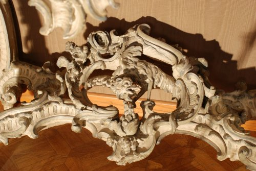 Furniture  - A french Louis XV console