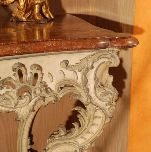 18th century - A french Louis XV console
