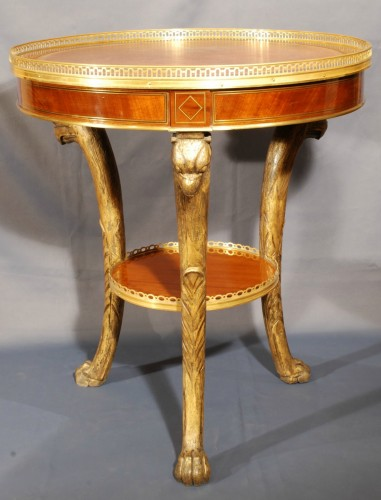 A french Empire guéridon - Furniture Style Empire