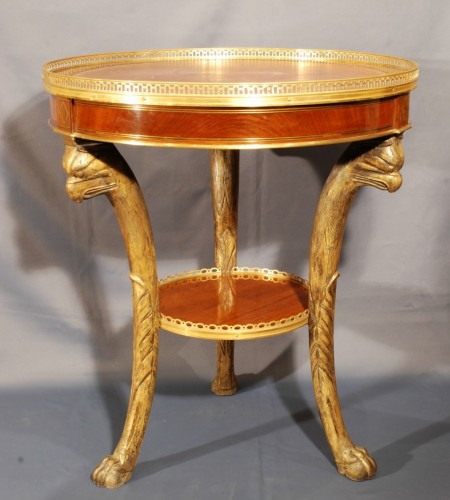 Furniture  - A french Empire guéridon