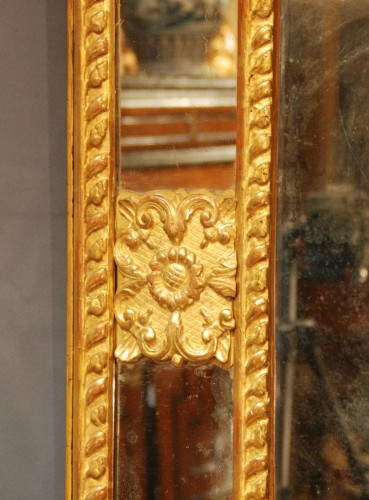 A french Louis XIV mirror - Louis XIV