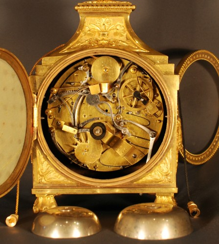 Clocks  - A Directoire pendule d'officier