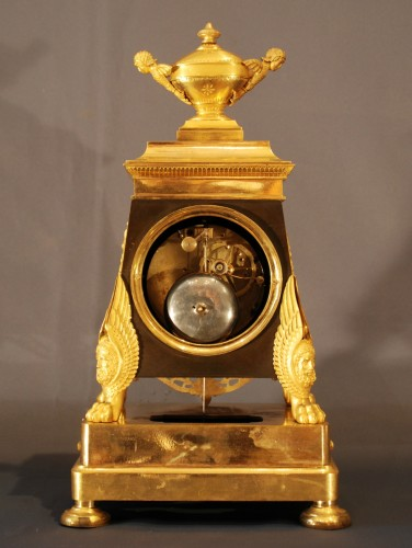 "19th century - A french Empire period clock ""Héraclès"""