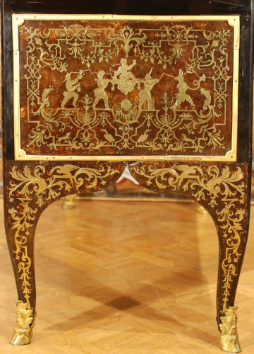 Furniture  - A French Boulle Régence Writing Desk