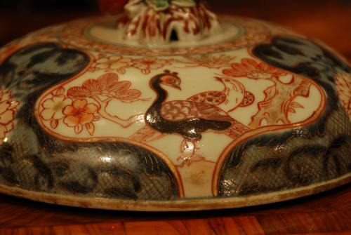18th century - An Imari porcelain ormolu mounted