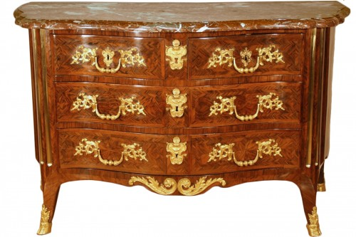 A french Régence Commode