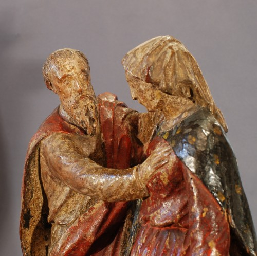 Antiquités - Marriage of St Anne and St Joachim